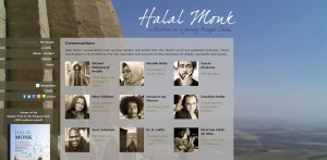 screenshot halal monk website